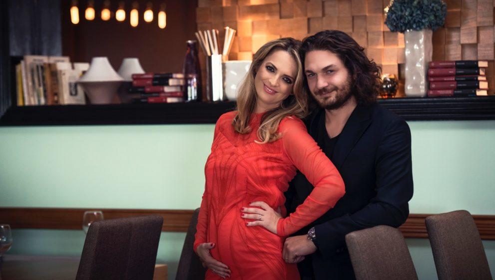 Chef Florin Dumitrescu a devenit tatic
