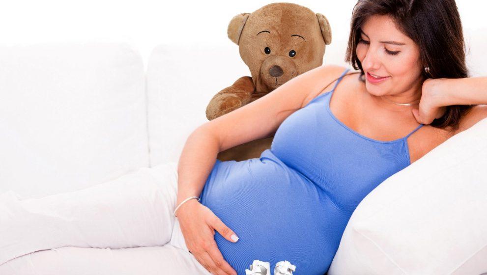 A noua luna de sarcina