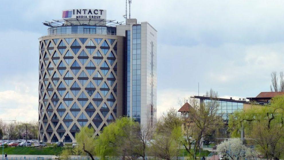 Antena 1 funcționeaza intr-un sediu cumparat dupa privatizarea ICA
