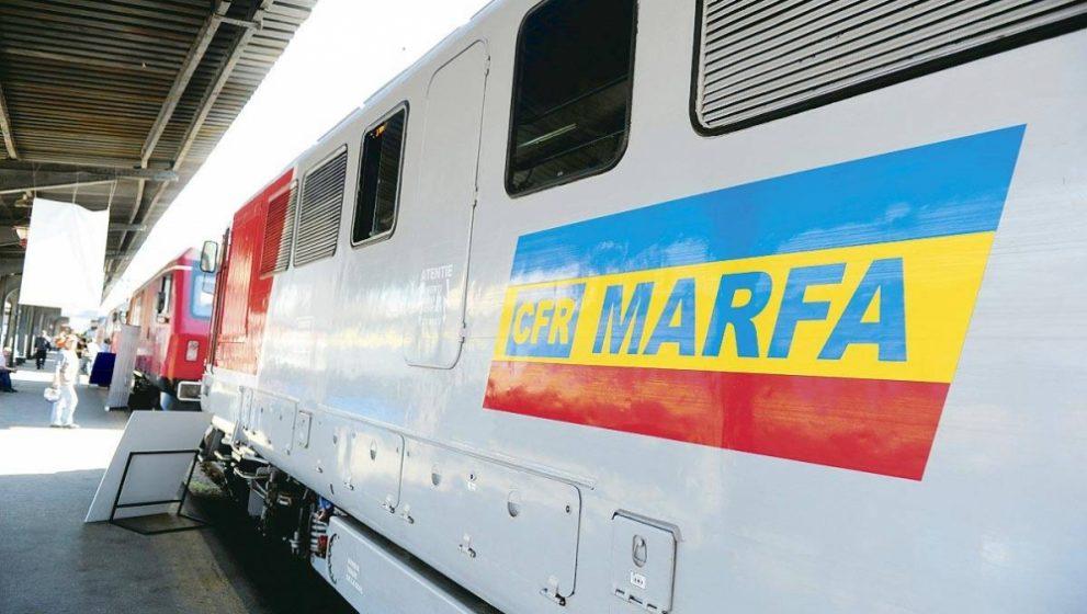 Privatizarea CFR Marfa incepe de la 800 milioane lei