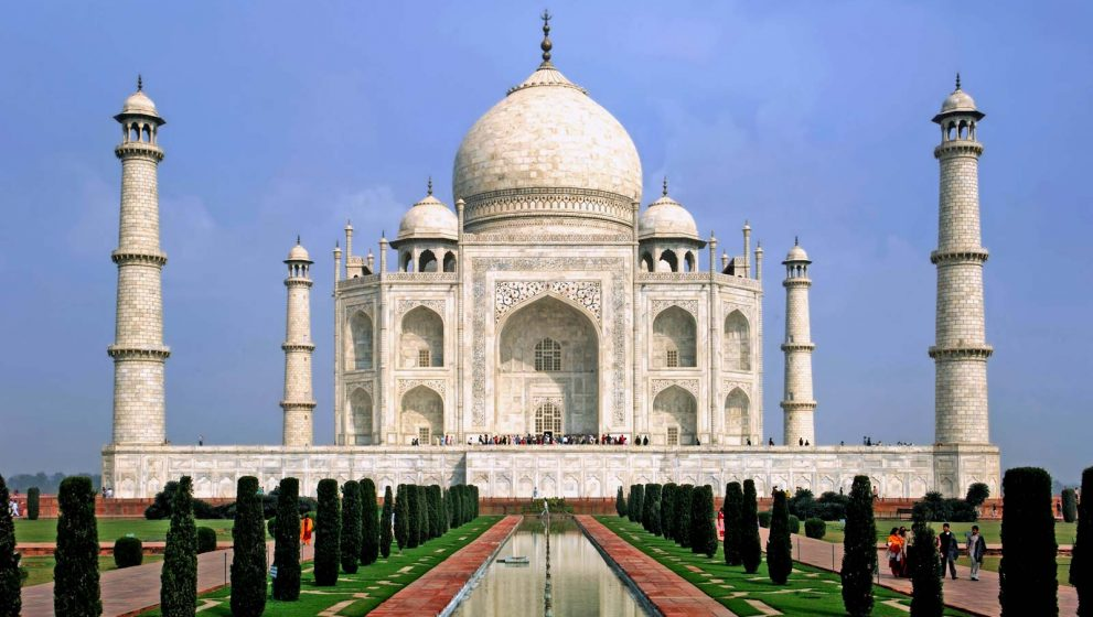 Explore India – Agra – Taj Mahal