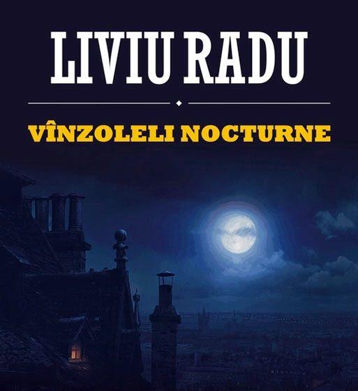 E-book: Liviu Radu – Vinzoleli nocturne