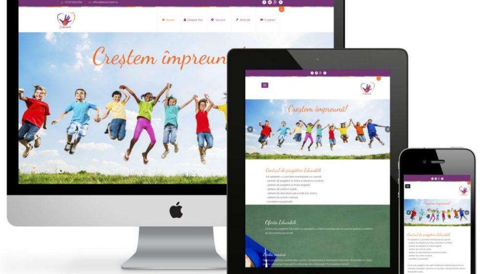 Cum sa ai un site de prezentare excelent
